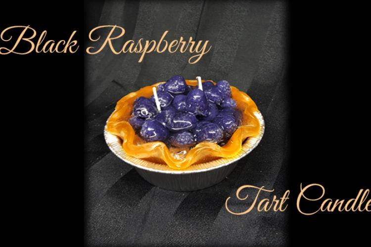Black Raspberry tart
