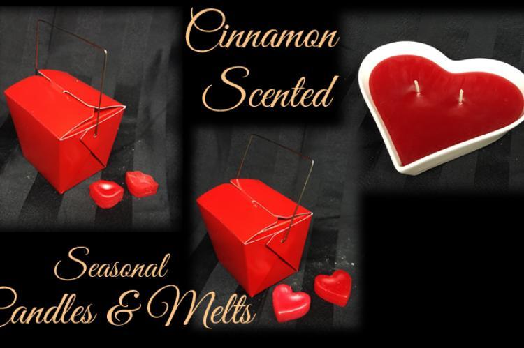 Cinnamon hearts